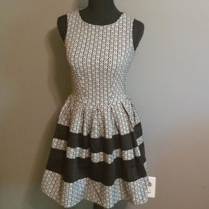 Fit and Flare Modcloth Dress